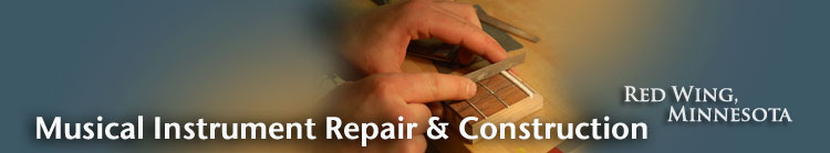 Musical Instrument Repair and Construction - SE Technical College  - Red Wing, Minnesota