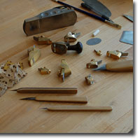 Violin Repair Program hand tools