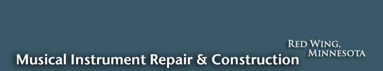 Musical Instrument Repair and Construction - Southeast Technical - Red Wing, Minnesota