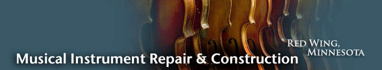 Musical Instrument Repair & Construction at Southeast Technical - Red Wing, Minnesot